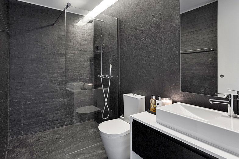 Divisórias de ducha PROFILTEK em Casas Quinta de Merouço
