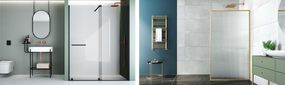 Les nouvelles tendances en matière d'espaces de douche