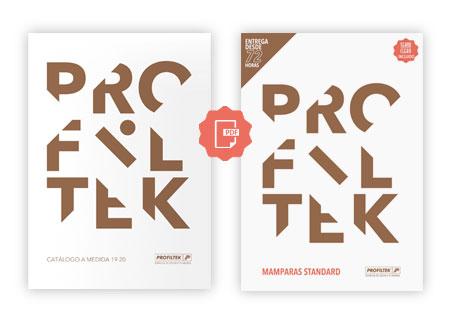 Catálogo general de Profiltek 2019/20