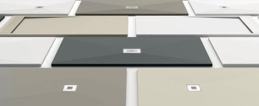 Nueva colección de platos: la solución completa al espacio de ducha