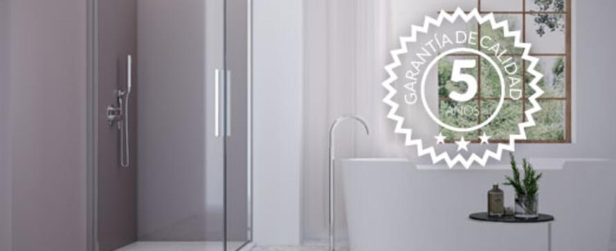 Ofrece en tu tienda de saneamientos mamparas de baño de calidad