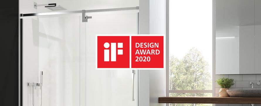 PROFILTEK, premio iF Design Award por su modelo Keisy