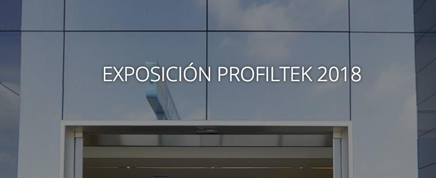 Haz un tour virtual por el nuevo showroom de PROFILTEK