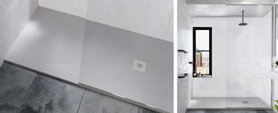 La douche italienne séduit la salle de bain
