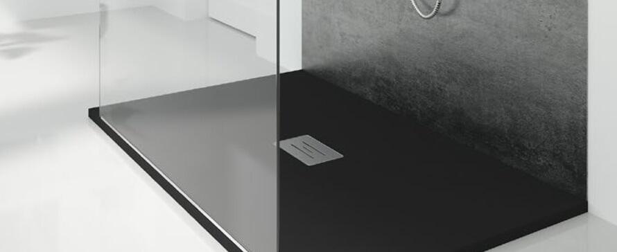 Nouveaux receveurs de douche extraplats de PROFILTEK
