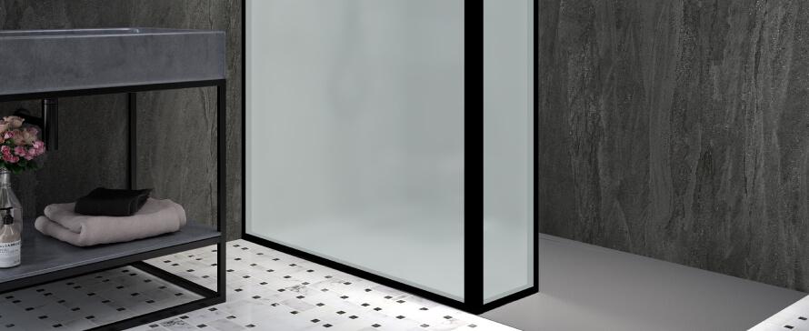 Les nouvelles tendances en matière de parois de douche sur mesure de PROFILTEK
