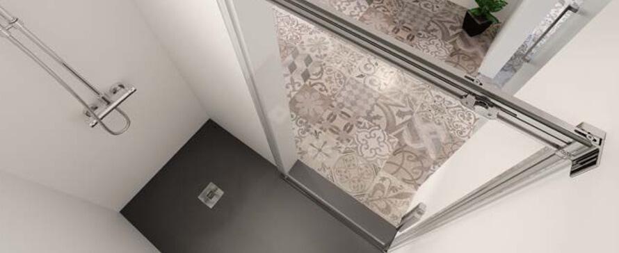 Offrez le meilleur design et la plus haute qualité en matière de parois de douche