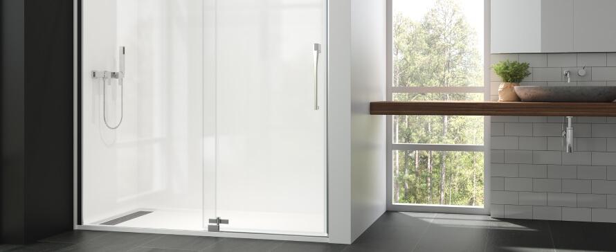 Pourquoi faut-il choisir la paroi de douche avant de commencer la rénovation ?