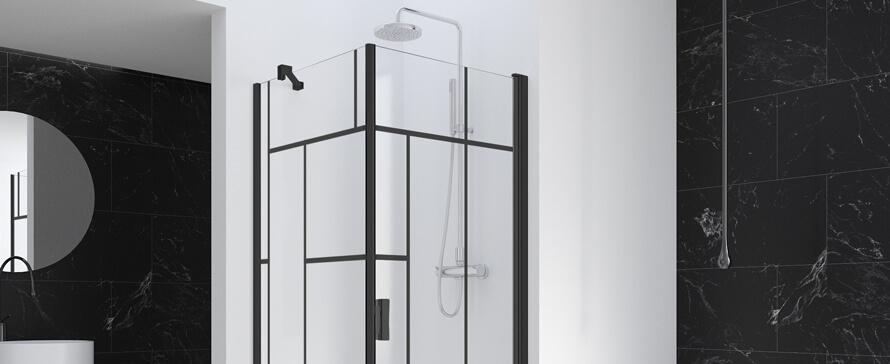 Como escolher a divisória de duche personalizada