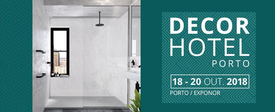 A PROFILTEK apresenta as suas novidades na Decor Hotel 2018