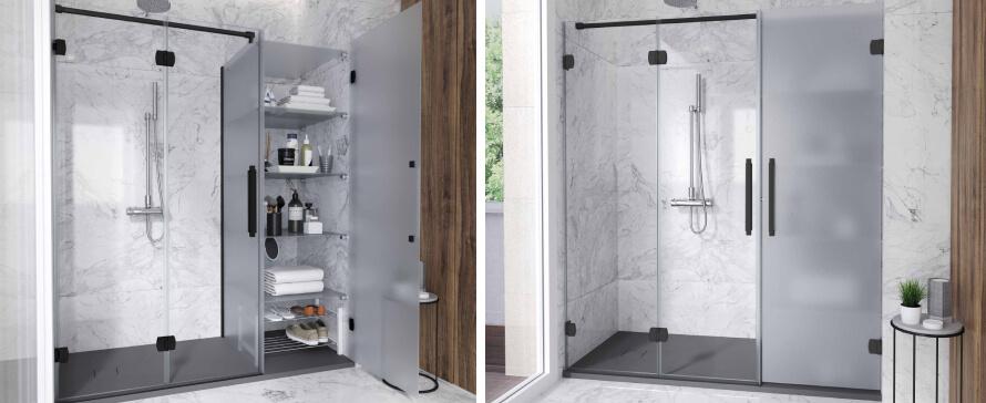 Mudar a banheira para uma base de duche sem obras com Konvert