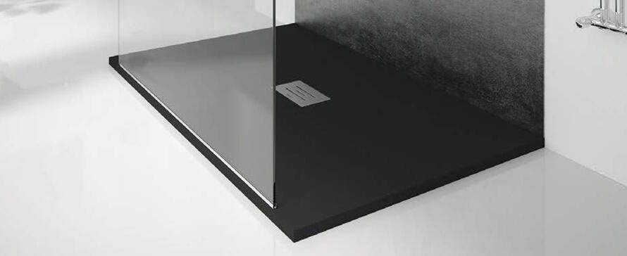 Porquê escolher uma base de duche extraplana?