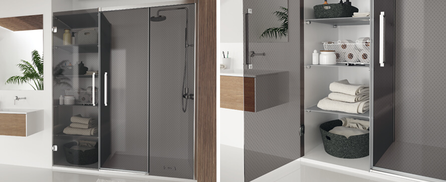 Sucesso para as suas vendas, Konvert para mudar a banheira por uma base de duche