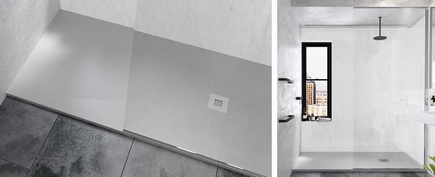 O duche italiano conquista a casa de banho